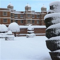 Doddington Hall at Christmas