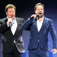 Micheal Ball & Alfie Boe Nottingham Arena