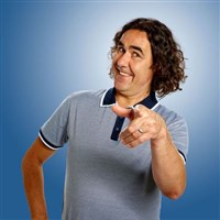 Micky Flanagan at Nottingham Arena