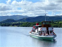 Lake District Steam & Cruise