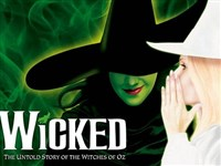 Wicked at the Apollo Victoria Theatre London