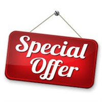 Online Only Special