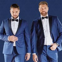 Brian Mcfadden and Keith Duffy are Boyzlife
