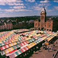Chesterfield Market Day