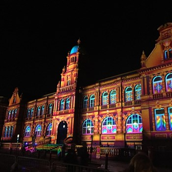 Durham, Beamish and the Lumiere Festival