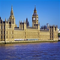 Palaces and Parliament, London short stay
