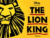 Lion King at the Lyceum Theatre