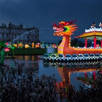 Longleat and the Festival of Light