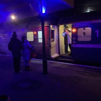 Mid Norfolk Railway presents 'The Polar Express'