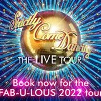 Strictly Come Dancing Nottingham Arena 2022